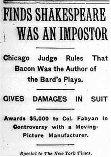 Chicago Tribune 1916